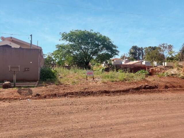 Terreno 528,70 m² - Nova Campo Grande - (67) 99292-9002