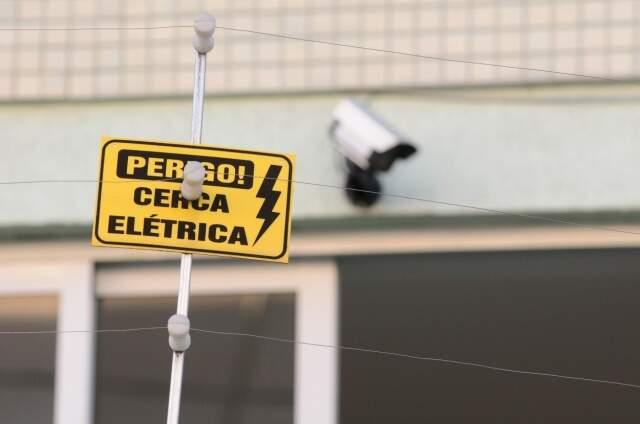 Kit Cerca Elétrica Completa Instalada