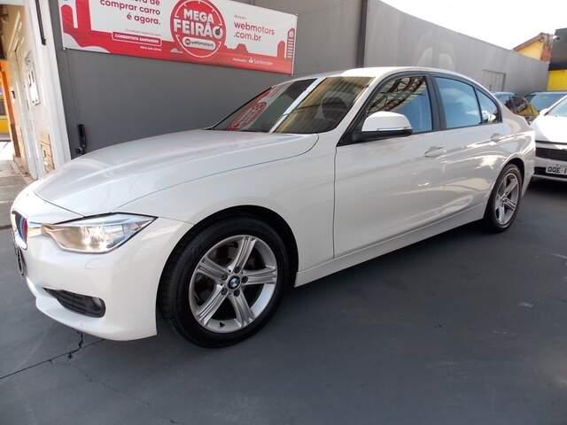 BMW-316i 1.6T 16v 13/14