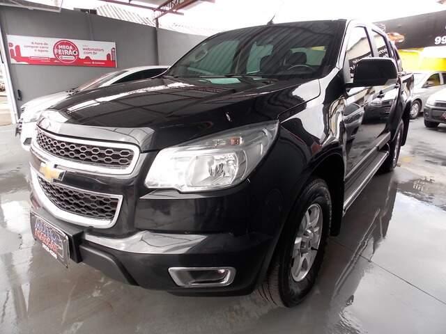 Chevrolet-S10 LT 2.5 16v 4x4 C.D. 15/15