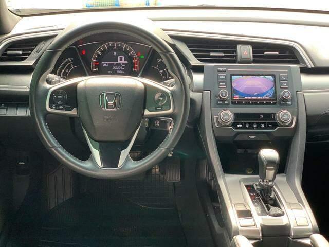 Civic EX 2.0 16v Ano/Modelo 17/17