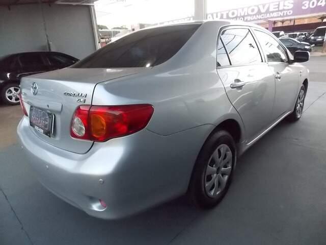Corolla XLi 1.8 16v Ano/Modelo 10/11