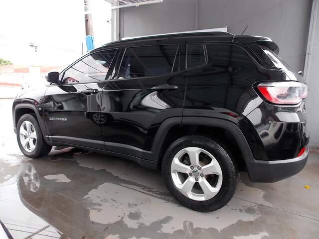Jeep Compass Sport 2.0 16v - A/T - 2017/2017
