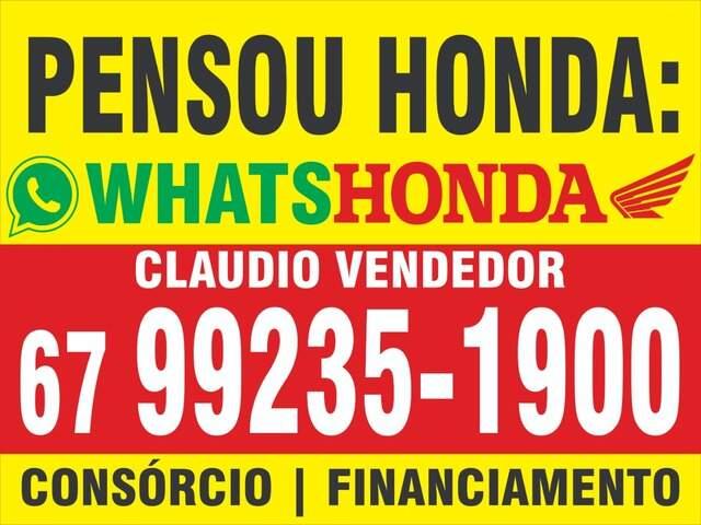 Adquira sua Honda agora!