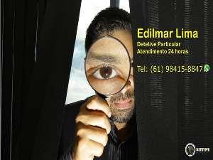 Detetive Edilmar Lima
