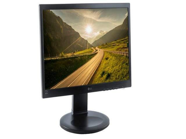 Monitor LG 19,5' modelo 20M35PH