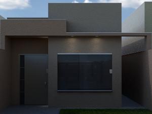 Projeto Arquitetônico e 3D