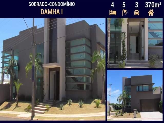 Sobrado Alto Padrão no Damha I em Campo Grande - MS