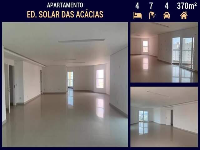 Apartamento Alto Padrão no Ed. Solar das Acácias em Campo Grande MS