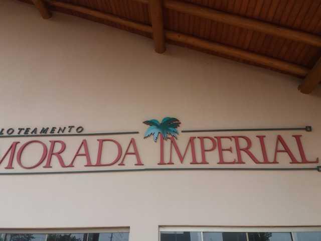 Lote a Prazos  Morada Imperial