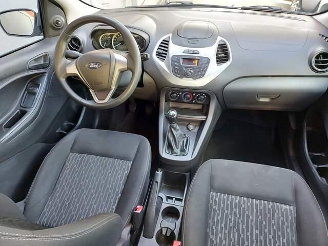 Ka Sedan SE 1.5 16v Ano/Modelo 15/15