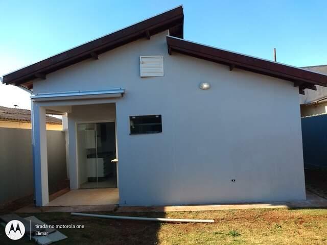 Vendo casa no Estrela do Sul
