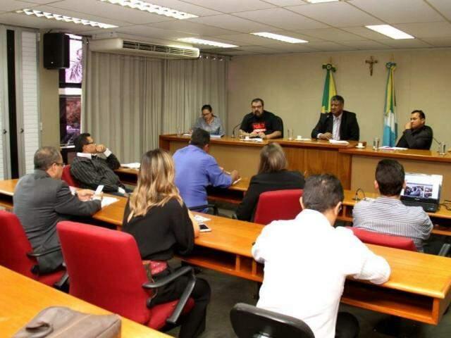 Evento vai ocorrer no plenarinho da Assembleia (Foto: