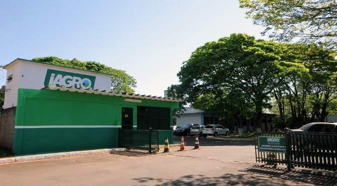 Sede do Iagro em Campo Grande (Foto: Divulgação)
