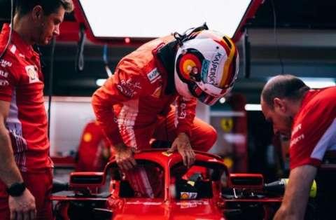 Sebastian Vettel garante pole na Alemanha em dia ruim para Hamilton