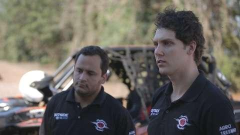 Sul-mato-grossense vive sonho da estreia em casa no Rally dos Sertões