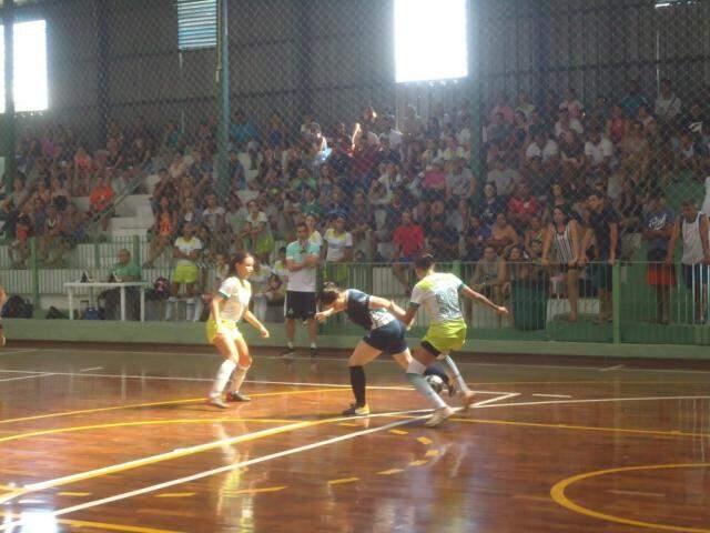 Torneio movimentará equipes femininas de MS (Foto: Divulgação)