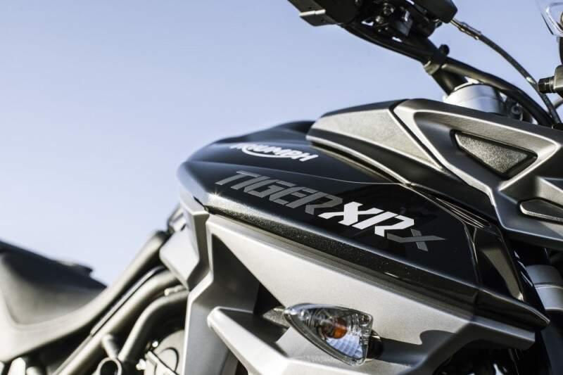 Nova Triumph Tiger 800 chega ao mercado brasileiro em abril
