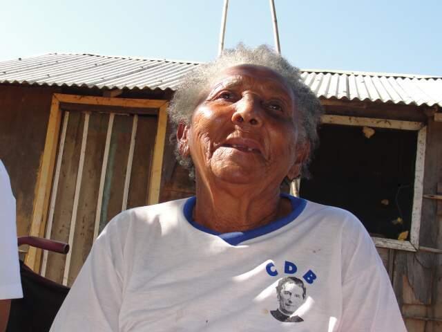 89 anos de sabedoria, grande parte deles passados na barra de São Lourenço, no Pantanal. (Foto: Paula Maciulevicius)