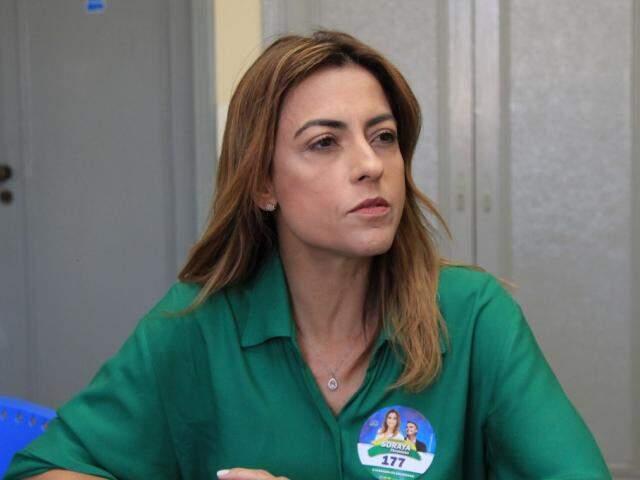 Soraya surpreende e vence eleição para senado (Foto: Marina Pacheco/Arquivo)
