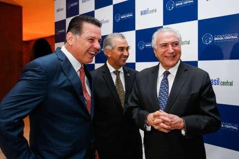 Azambuja cobra investimentos para melhorar exportações do Brasil Central