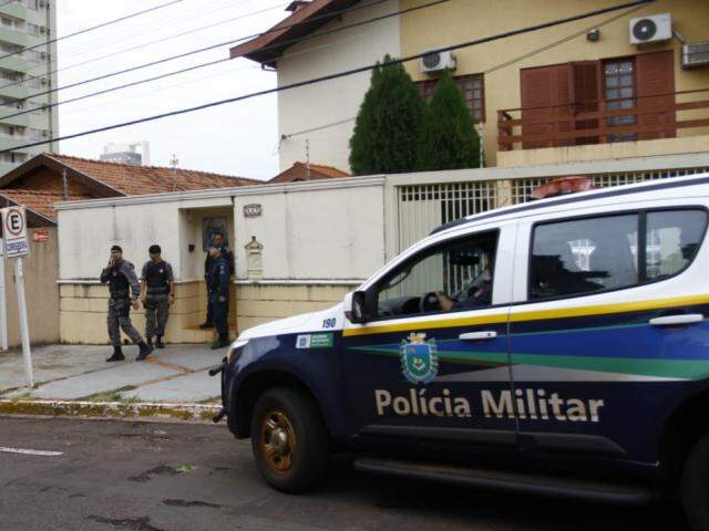 Operação foi deflagrada na quarta-feira em 14 municípios de Mato Grosso do Sul (Foto: Saul Schramm)