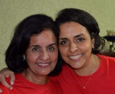 Nas palavras da mãe de Gabriella, foi sempre uma mulher linda e intensa. (Foto: Arquivo Pessoal)