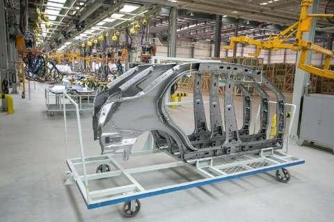 Chery inaugura fábrica no Brasil