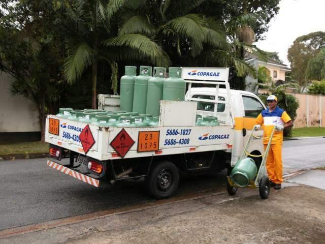 Copagaz aumentou participação no mercado ao participar de consórcio que comprou a Liquigáz. (Foto: Divulgação)