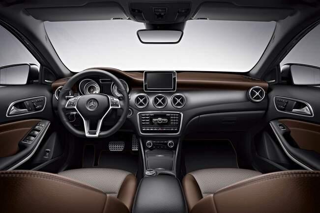 Mercedes-benz apresenta oficialmente o GLA