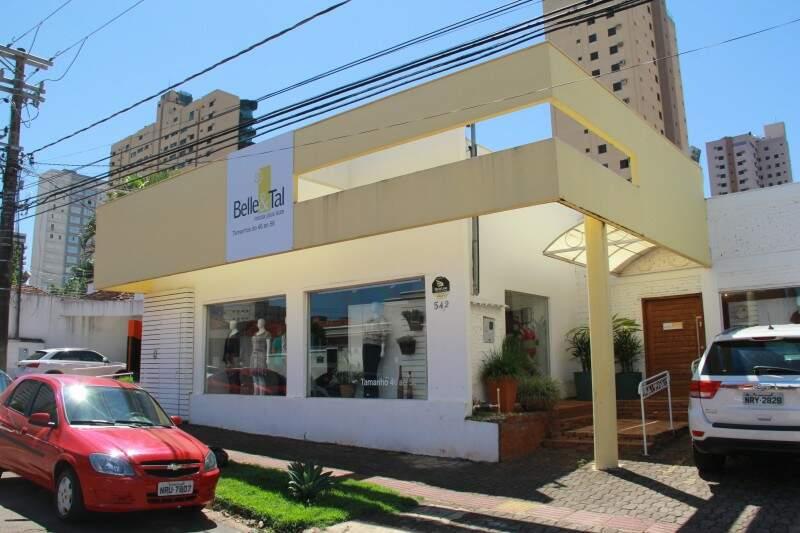A Belle & Tal fica na Rua José Antônio, 542.