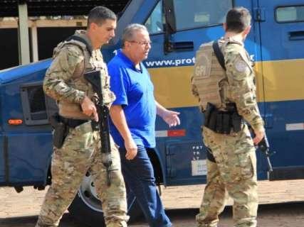 Ação da PF contra esquema de tráfico de cocaína prendeu delegado de MS