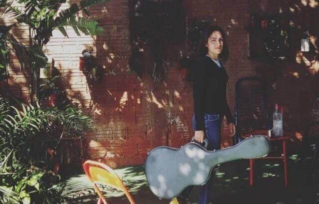 A musicista Mayara Amaral (Reprodução)