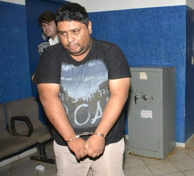 Após ser preso, Fabiano Otero aderiu a delação premiada, e investigação chegou aos quatro denunciados em processo (Foto: Arquivo)