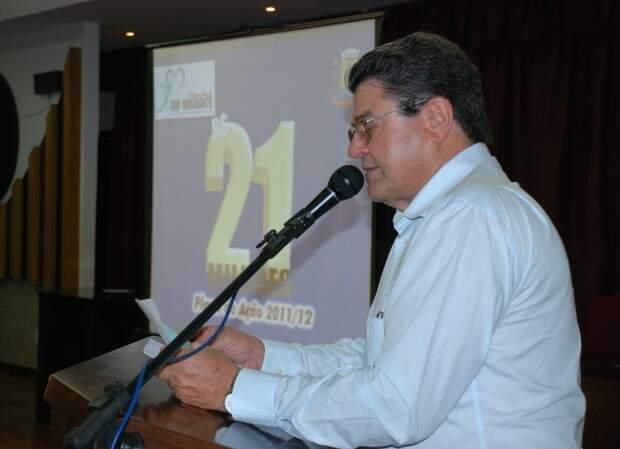 Donato Lopes é acusado de usar mais R$ 145 mil em verba pública para pagar seguro de vida particular (Foto: Arquivo)