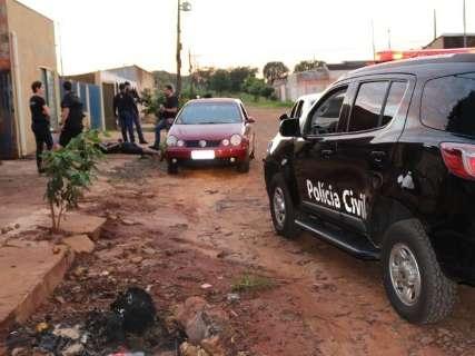 Polícia faz operação contra quadrilha especializada em roubo a motoristas