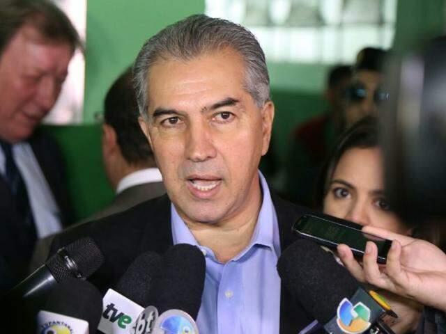 Governador alega que categoria já está contemplada (Foto: Fernando Antunes)