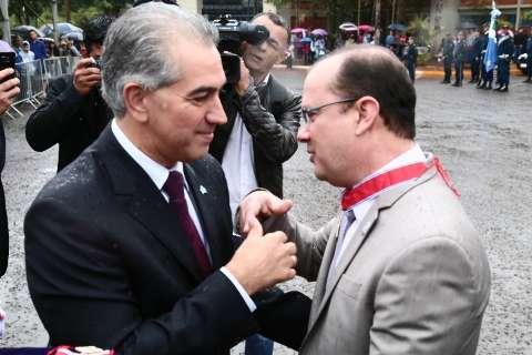 Governador anuncia 700 viaturas e investimento de R$ 100 milhões na PM