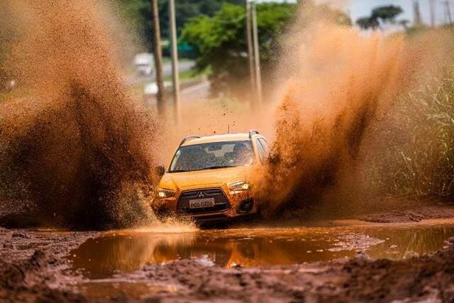 Mitsubishi lança ASX Outdoor