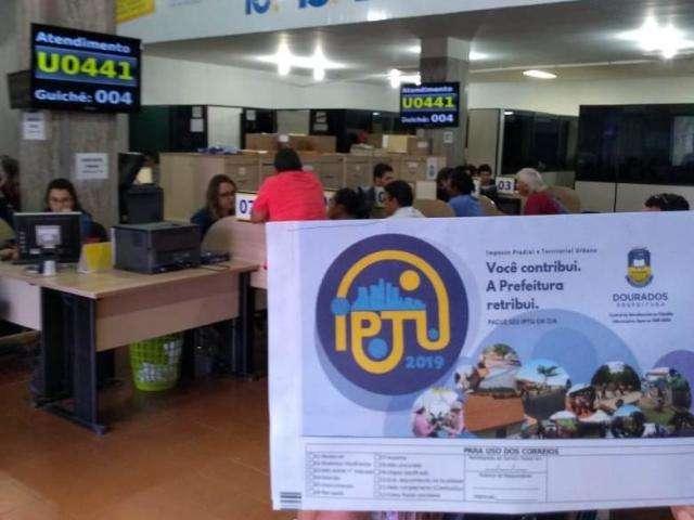 Prefeitura lança 99 mil carnês para receber R$ 123,3 milhões de IPTU