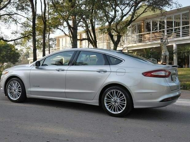 Ford inicia as vendas do novo Fusion Hybrid