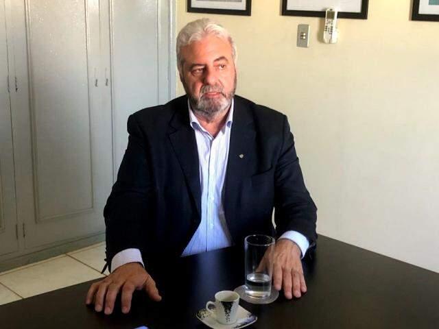 Figueira destacou que Sicredi já contabiliza mais de 200 mil associados no Estado. (Foto: Divulgação)