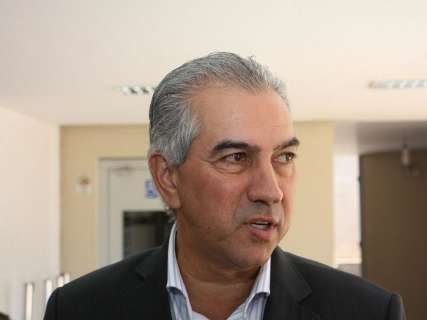 Reinaldo envia à Assembleia proposta de empréstimo e quer aprovação neste ano