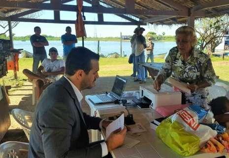 Expedição ao Pantanal ajuda ribeirinhos a emitir documento de identidade