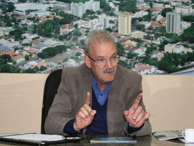 Geraldo Resende é alvo de investigação por ter sido citado na Operação Uragano, em 2010 (Foto: Arquivo)