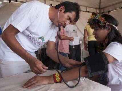 Governo abre vagas em 22 municípios de MS para programa Mais Médicos
