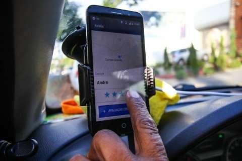 Uber completa 1 ano na Capital, com clientela em alta e sem regulação