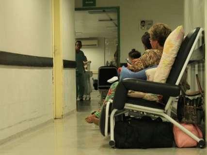 Falta de médico em postos superlota Pronto Socorro da Santa Casa