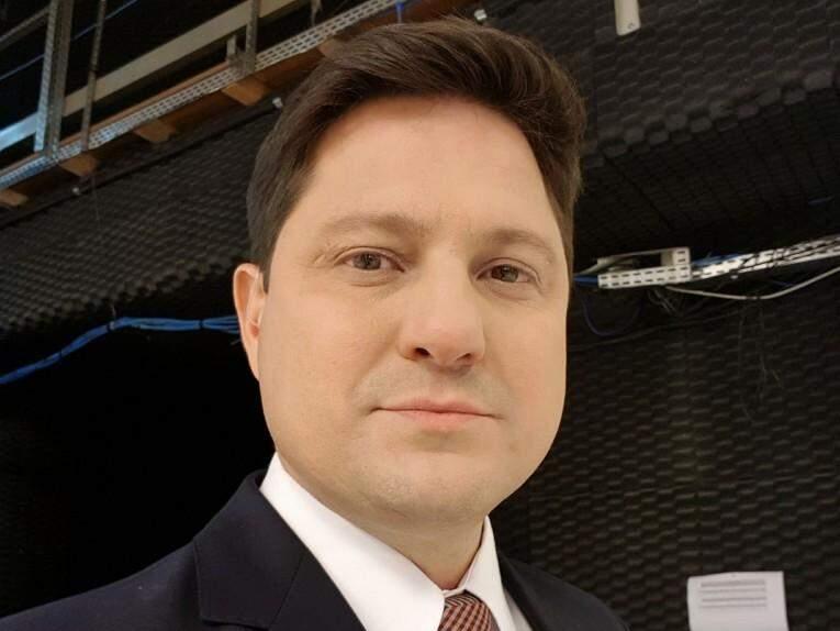Eleandro Passaia, jornalista que atuou em Mato Grosso do Sul e pivô da Operação Uragano, agora envolvido na polêmica do caso Daniel (Foto: Facebook/Reprodução)