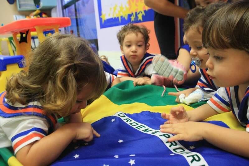 Dia da Bandeira - Foto Divulgação